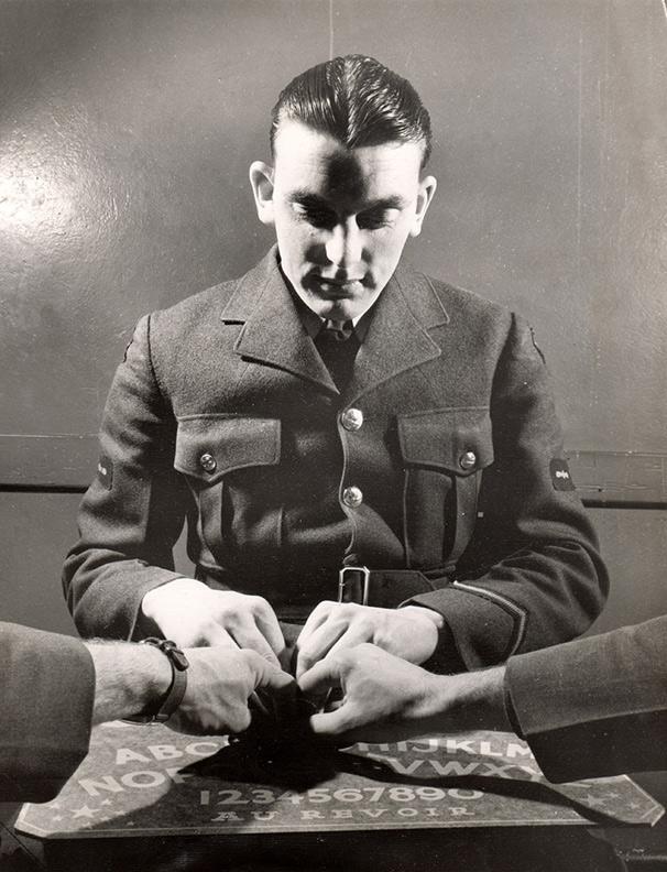 1944 British Soldier Ouija board