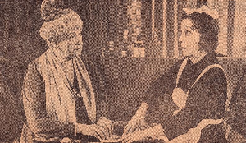 1953 New York Times Ouija