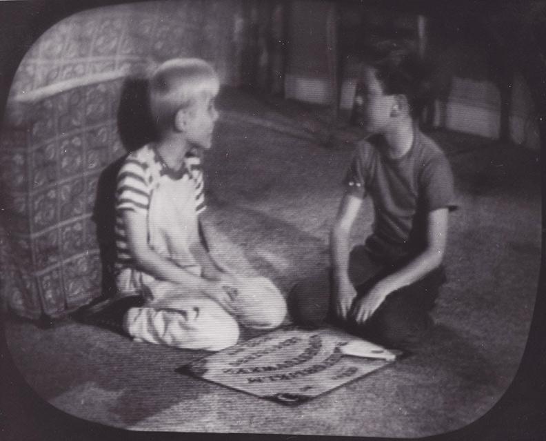 1960 Dennis the Menace Ouija