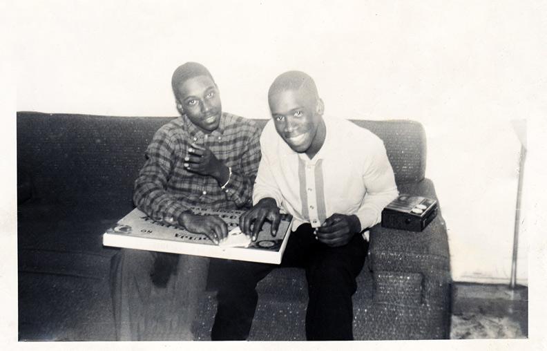 1965 Darry and Joe Harris Ouija