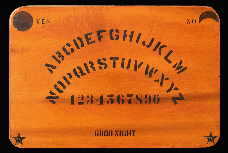 Early Ouija board