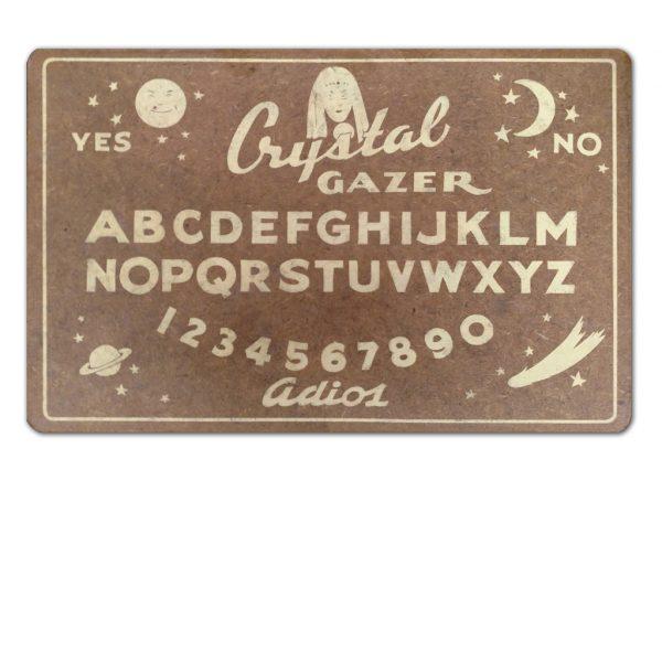 Crystal Gazer Talking Board circa 1940s